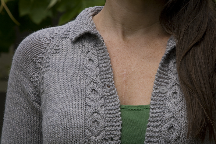 Free Knitting Pattern For Raglan Sleeve Baby Cardigan : raglan cardigan   pattern scissors cloth