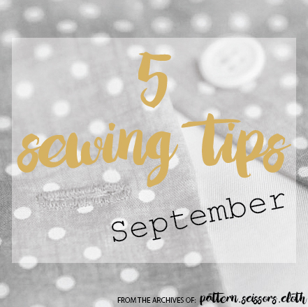 pattern-scissors-cloth-5-sewing-tips-september
