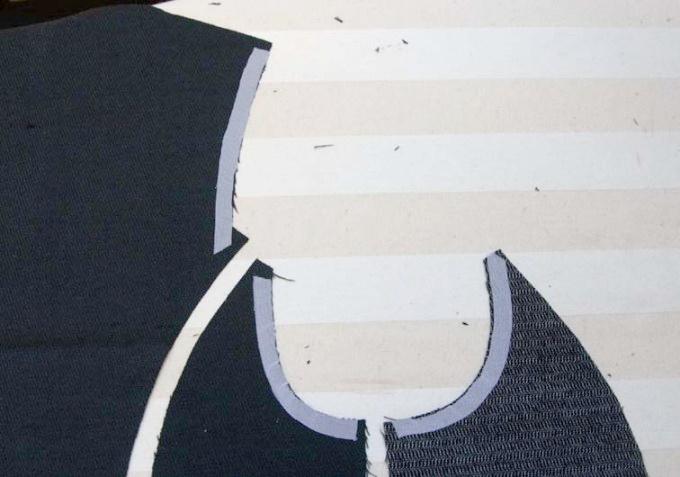 Tailoring Armhole Reinforcement