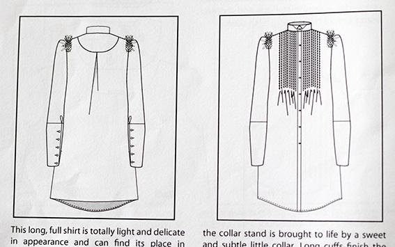 Sewing DP Studio Le 604 Shirt