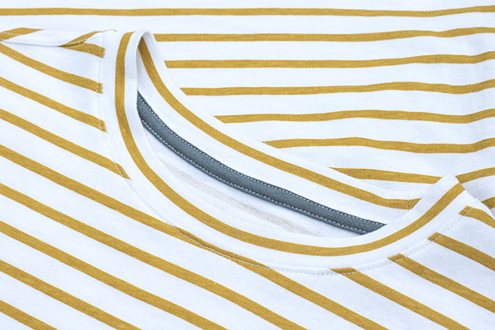 Pattern Scissors Cloth - Sunny Stripes