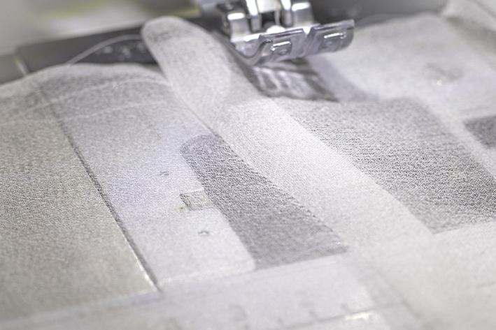 Pattern Scissors Cloth - Silk Chiffon Sewing Tips
