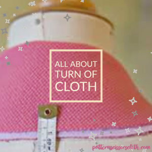 All About Turn Of Cloth
